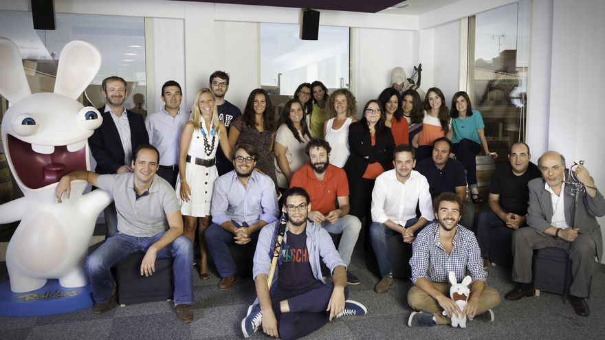 Ubisoft Spain team