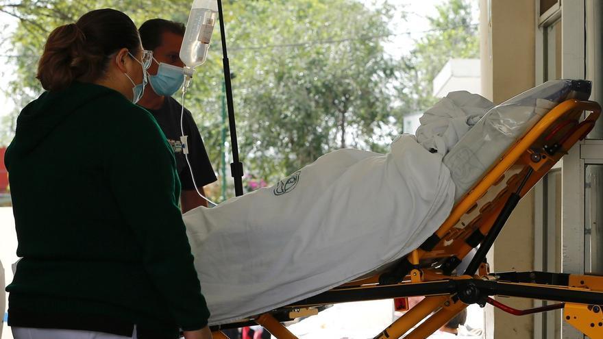México se enfrenta a repunte de casos de coronavirus pero con menos letalidad