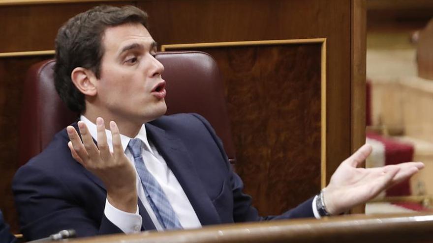 Cs destaca que ha presentado sus cuentas detalladas a diferencia de PP y PSOE