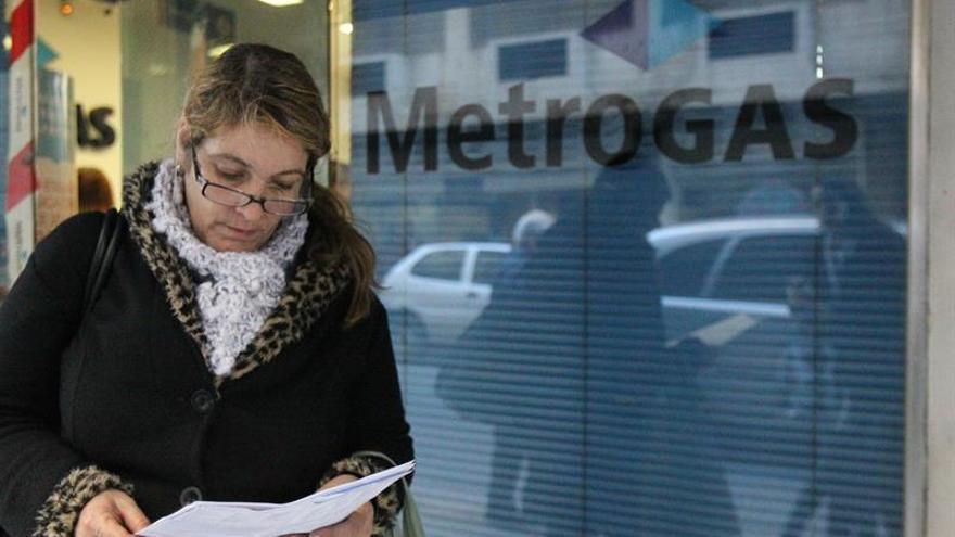 El Gobierno dice que Argentina tardará años en tener tarifas de gas equilibradas