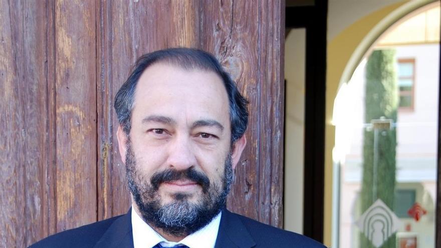 """Garde no cierra la puerta a presentarse como candidato a rector de la UCLM: """"Todo tiene su tiempo y forma"""""""