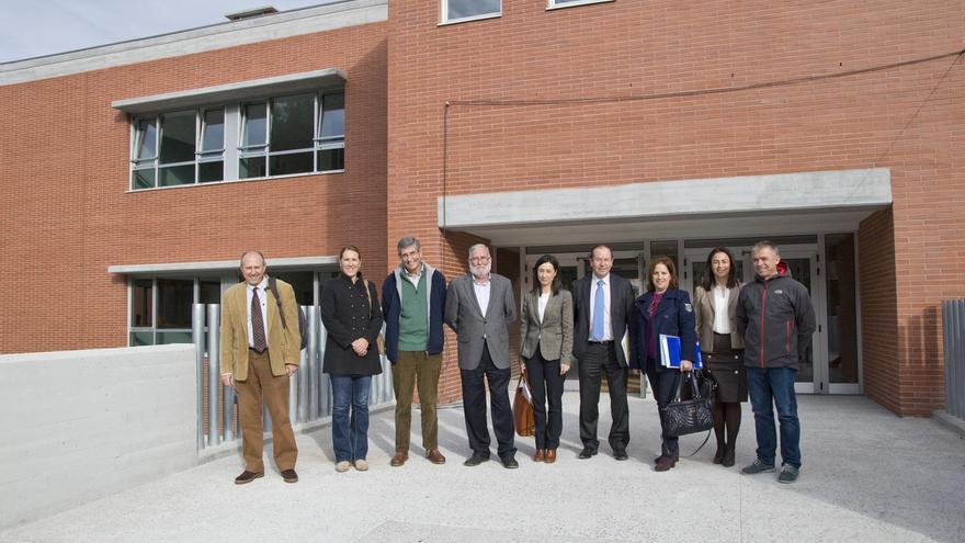 Gobierno, Ayuntamiento y equipo directivo preparan la apertura del instituto nº3 para el 11 de enero