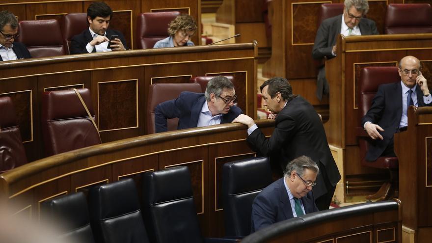 """PP y Ciudadanos insisten en pedir más """"compromiso"""" y reclaman al resto de partidos que suscriban el pacto antiyihadista"""