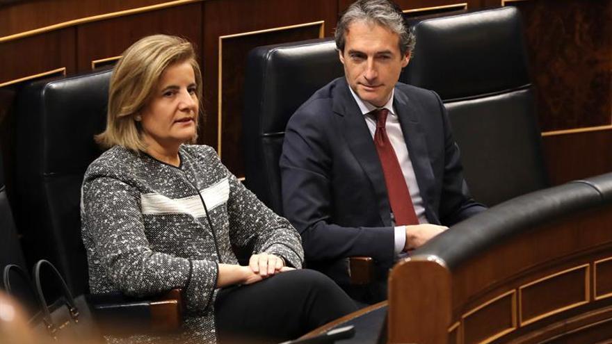 Europa resolverá de inmediato las sanciones contra la estiba, según Fomento