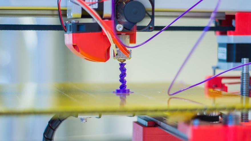 El sector de la impresión 3D despierta para saludar a los gigantes.