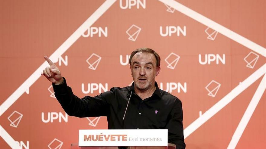 UPN y PP firman mañana su acuerdo para concurrir juntos a las elecciones