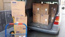 Diputación Foral de Álava recibe 96.000 mascarillas para su uso en residencias y otros recursos sociales
