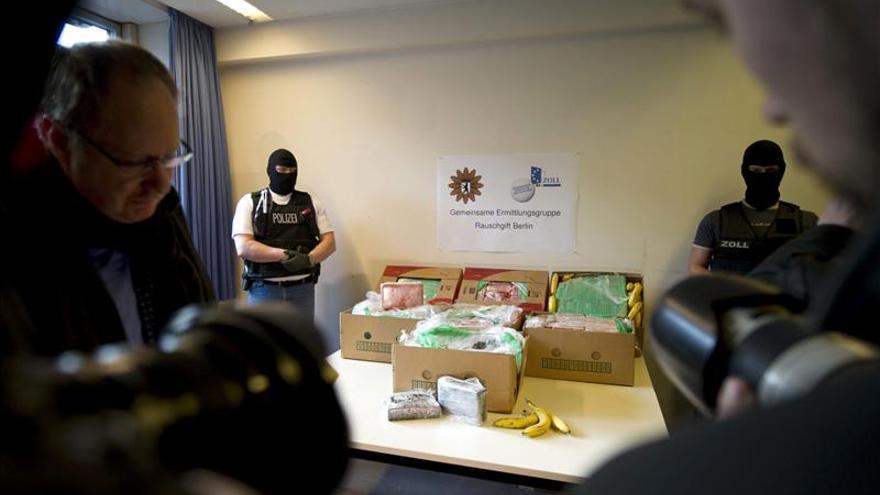 Se descubren 140 kilos de cocaína en varios supermercados en Alemania
