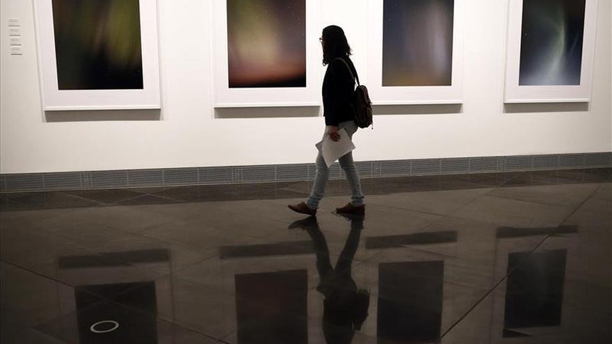 Vallhonrat muestra en Pamplona su reflexión visual sobre la fragilidad humana