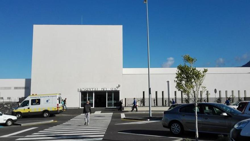 Hospital del Sur / Cabildo de Tenerife