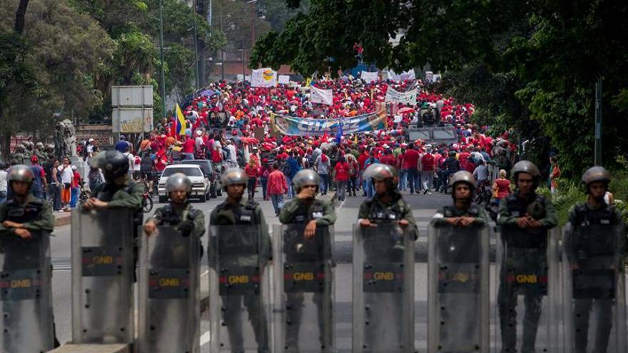 La ONU pide reactivar el diálogo político en Venezuela