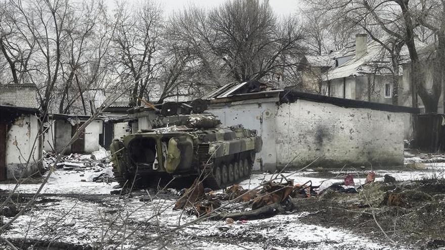 Ocho civiles han muerto en la ciudad de Donetsk en las últimas 24 horas