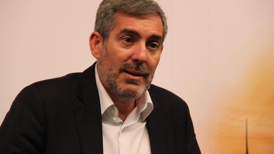 Fernando Clavijo.