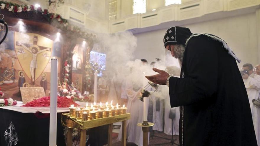 La iglesia copta cancela las actividades en Egipto por motivos de seguridad