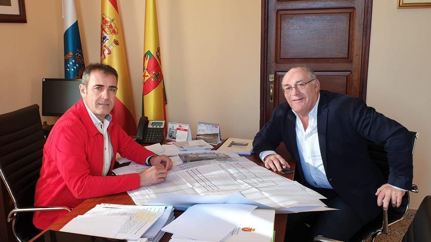 Francisco Paz y Manuel López.