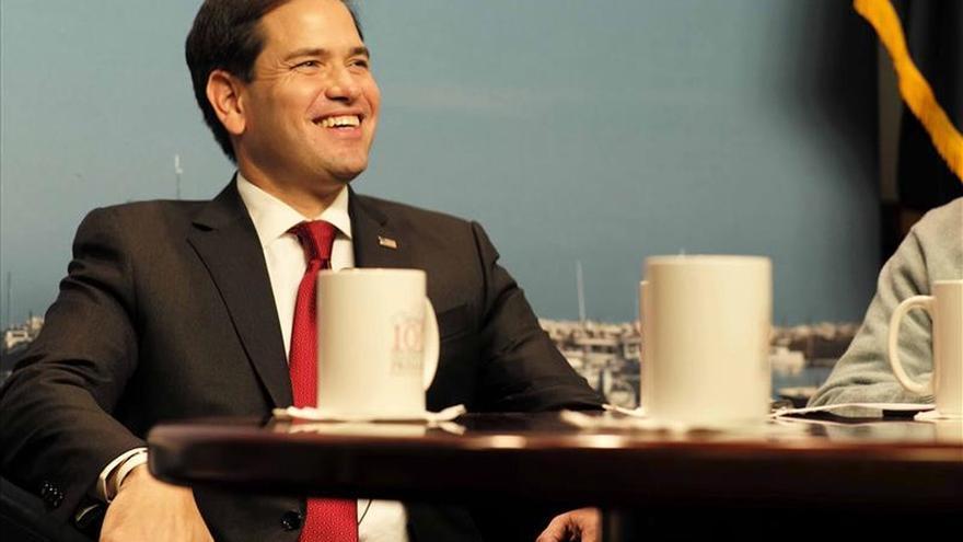 """""""Ha llegado la hora de hacer nuestra parte"""", dice Marco Rubio"""