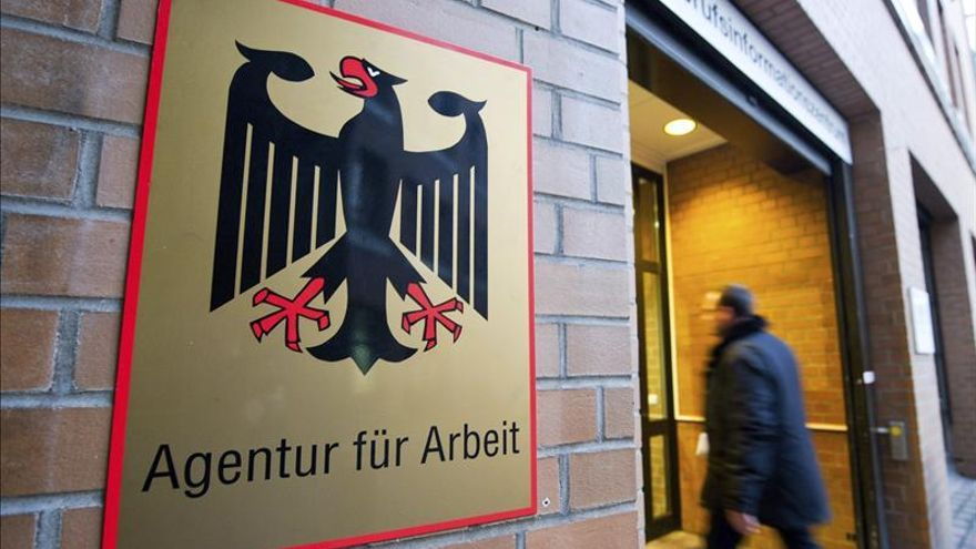 El índice de desempleo en Alemania se situó en diciembre en el 6,7 por ciento
