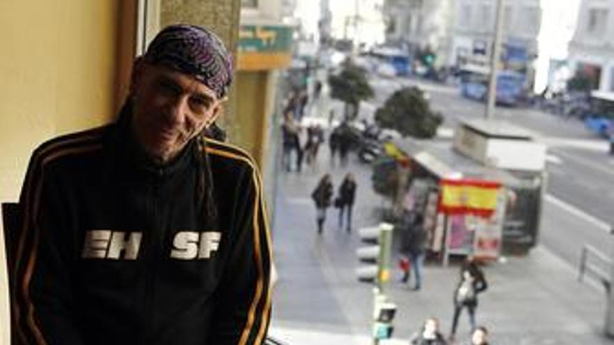 'El Drogas' cantante de Barricada y Txarrena