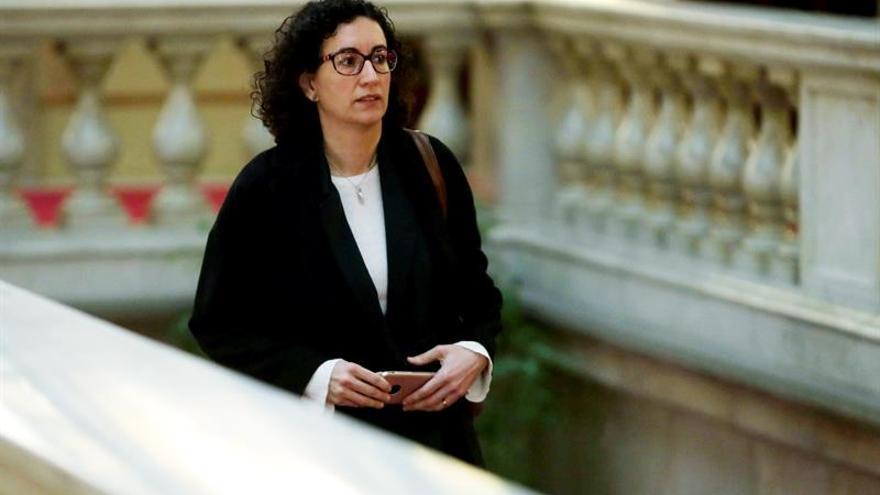 Marta Rovira no se presenta ante el Supremo y huye a Suiza