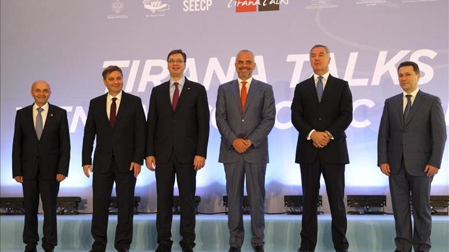 Los líderes de los Balcanes piden apoyo de la UE para el desarrollo económico y la adhesión