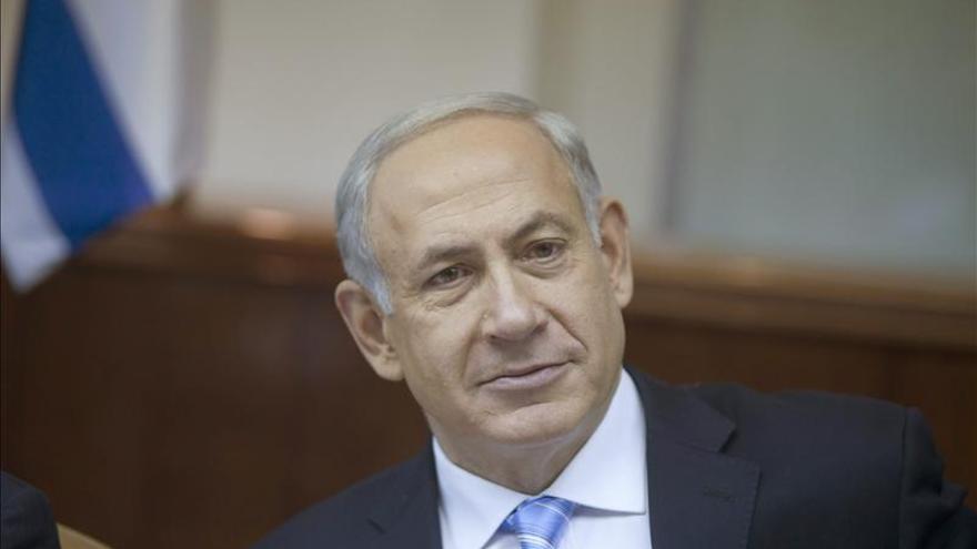 Netanyahu propone una verja fronteriza en el Valle del Jordán, dice un diario
