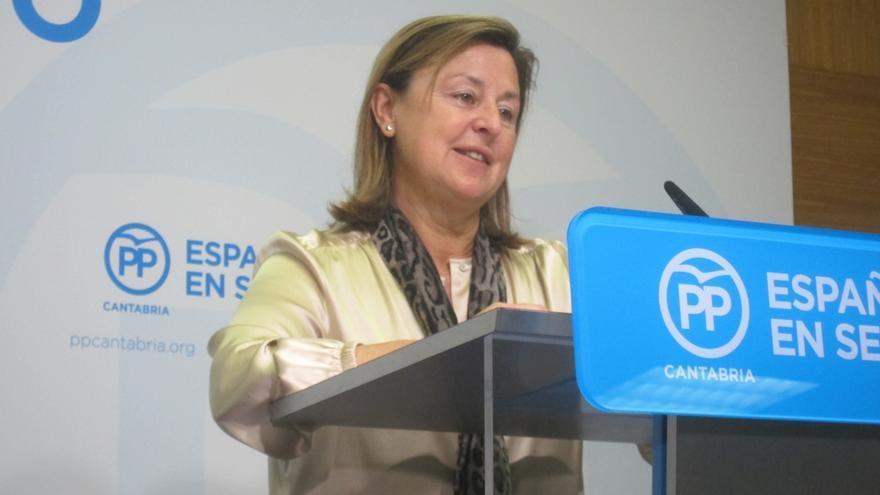 PP: Los modelos de Estado de otros partidos aplastarían a Cantabria y harían peligrar sus Administraciones