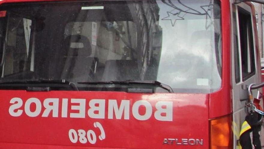 Muere una mujer en el incendio de una vivienda en Palos de la Frontera (Huelva)