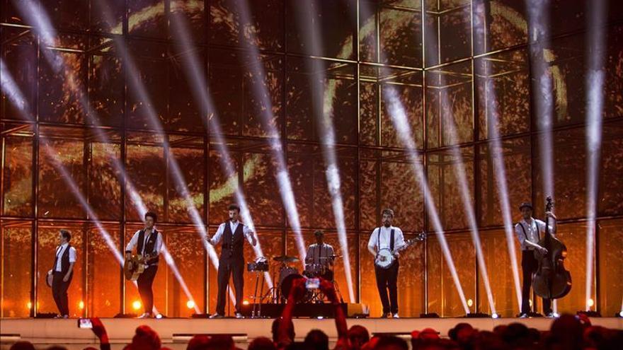 Empiezan los primeros ensayos en el escenario del Festival de Eurovisión 2015
