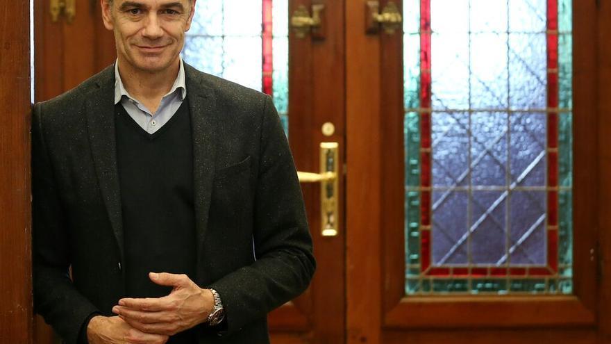 El diputado de Ciudadanos,Toni Cantó, presidente de la Comisión anticorrupción del Congreso