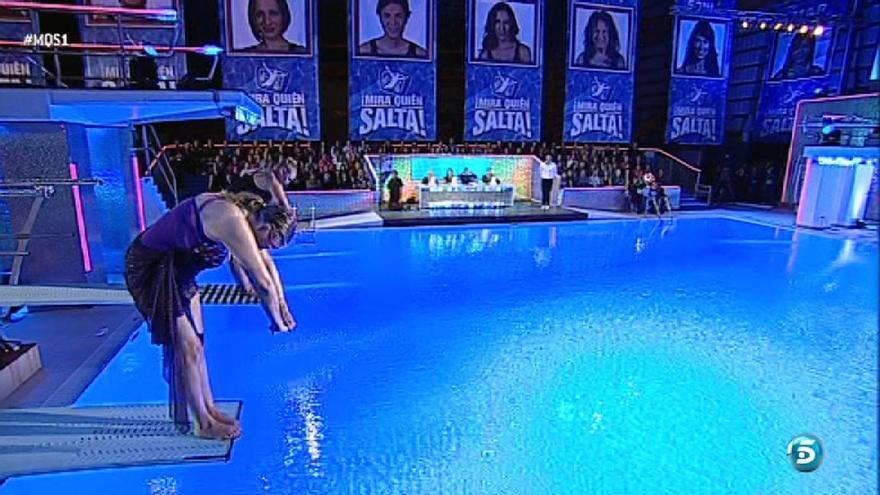 Famosos piscineros: presente continuo: instantáneas televisivas, sin más