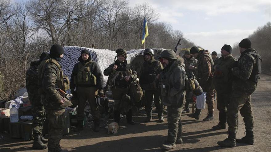 Kiev y los rebeldes prorrusos intercambiarán prisioneros hoy