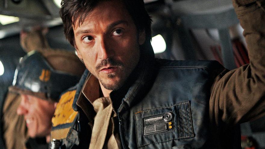 Diego Luna en la película 'Rogue One'