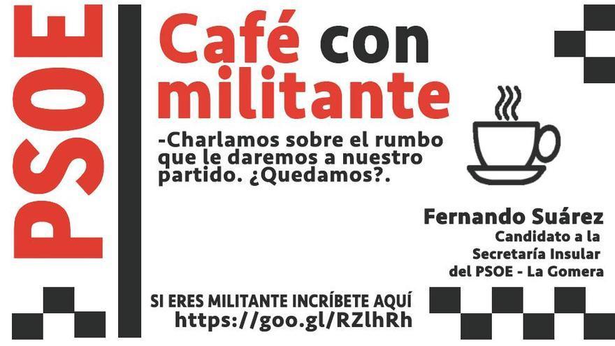 Café con militantes