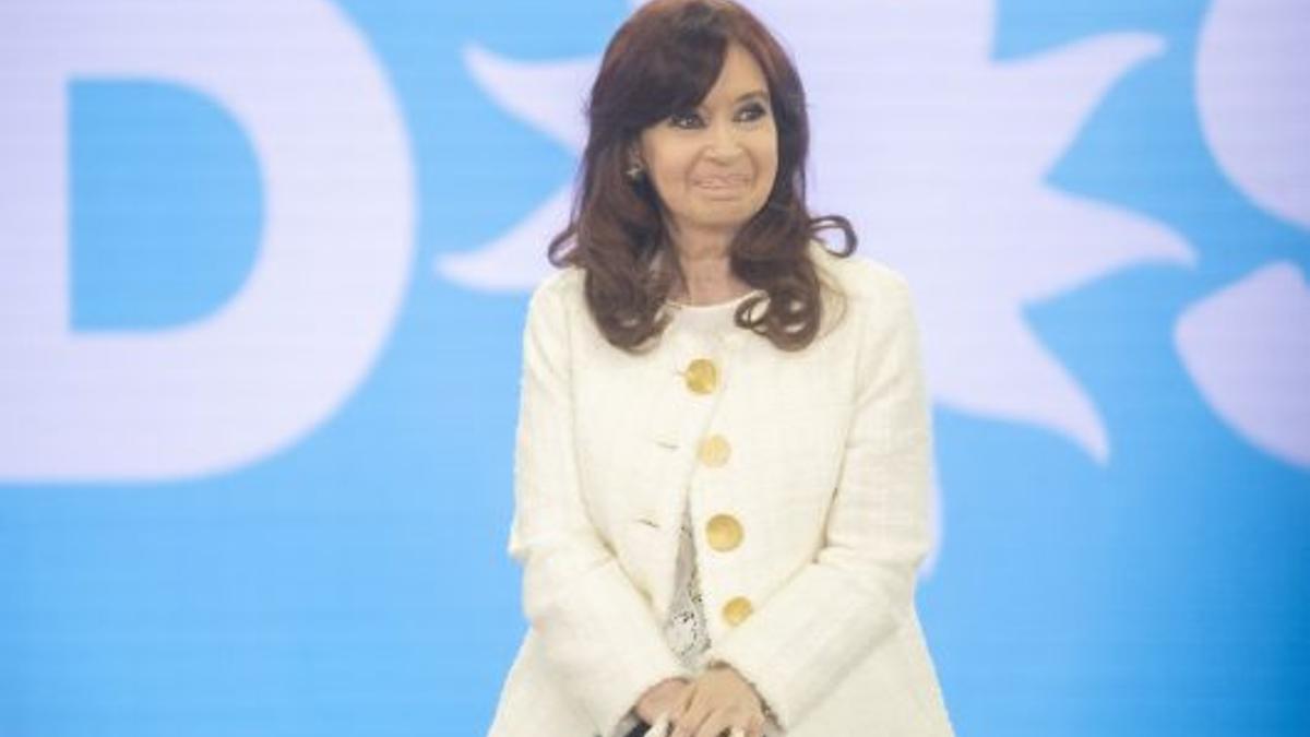 Cristina cuestionó duramente a Alberto Fernández y a su gobierno.