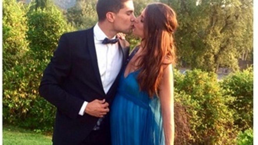 Melissa Jiménez y Marc Bartra ya son padres ¡Enhorabuena!