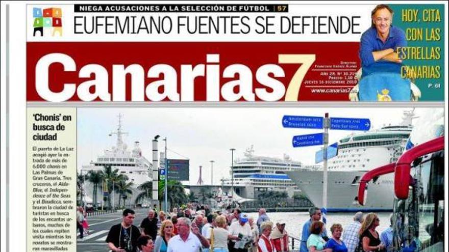 De las portadas del día (16/12/2010) #2