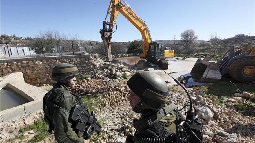 El responsable de la ONU pide el fin de las demoliciones de castigo en Cisjordania y Jerusalén Este