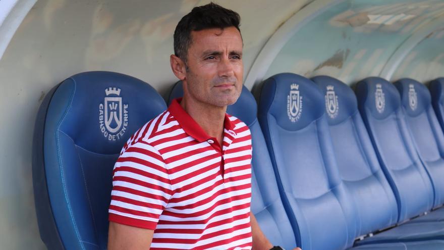 Benito, un hombre con una amplia experiencia en el fútbol sureño.