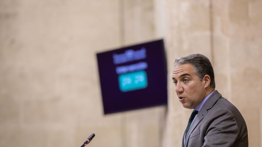 """Bendodo defiende que el Gobierno PP-Cs """"es una piña"""" y no será """"revanchista"""" con el PSOE-A"""
