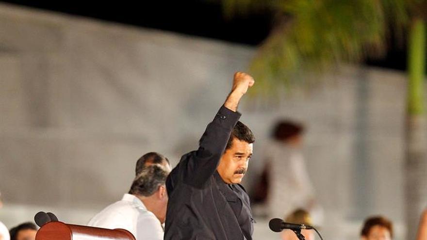 """Maduro: Fidel se queda invicto, """"absolutamente absuelto por la historia"""""""