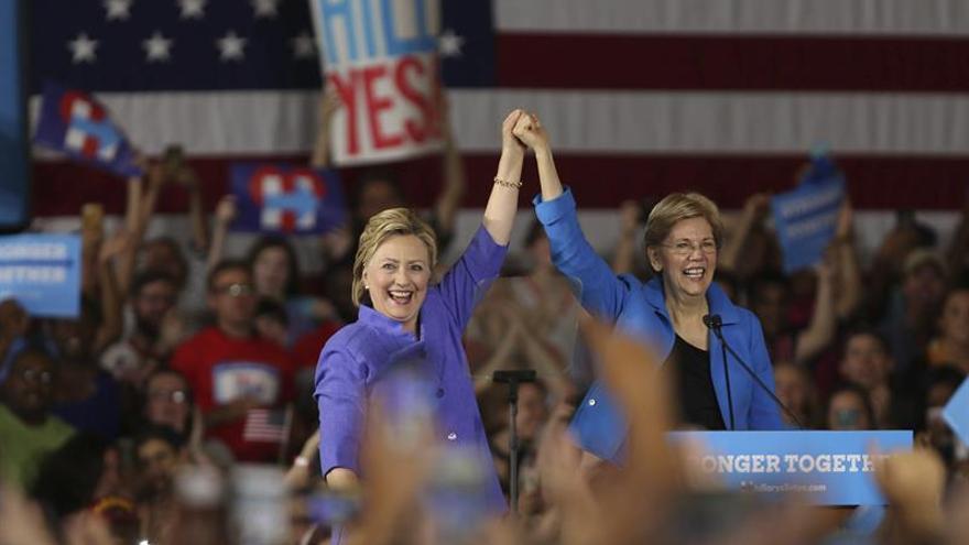 La senadora progresista Elizabeth Warren hablará en inicio Convención Demócrata