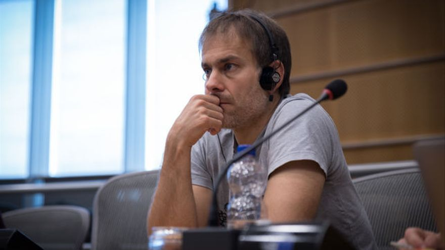 """Ignacio Robles, el bombero que dijo """"no"""" a transportar armas"""