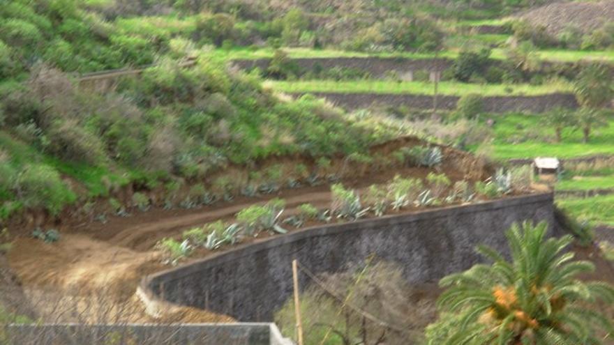 De las obras ilegales en Agaete #7