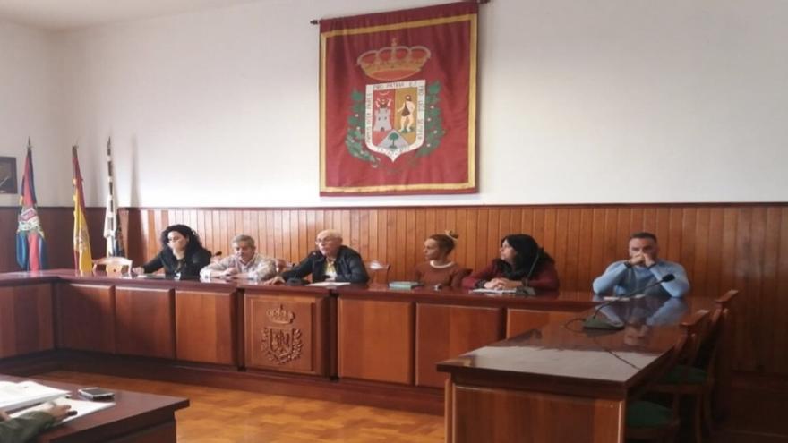 Grupo de Gobierno de Unión Bagañeta (UB).
