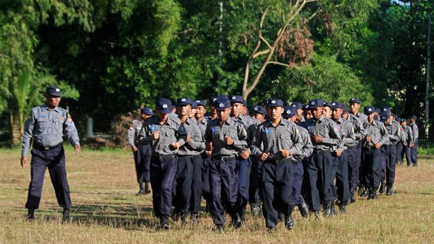 Al menos ocho muertos en nuevos combates entre Ejército birmano y guerrillas