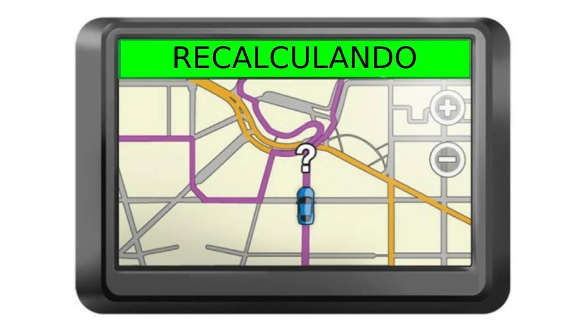 Recalculando - 15/09/2021