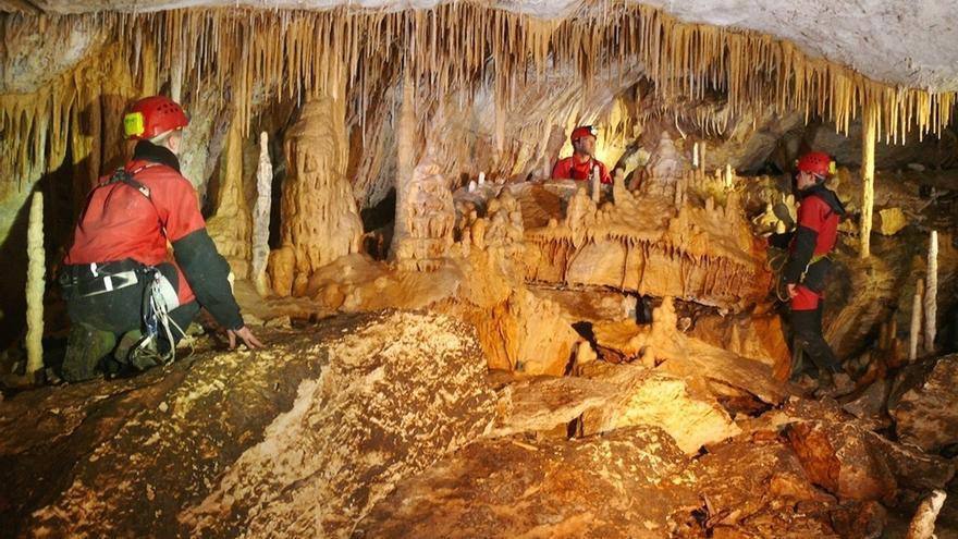 Localizado en Peal de Becerro el único pez de Europa adaptado a vivir en cuevas