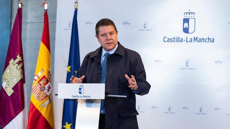 García-Page: Los debates sobre las listas deben quedarse dentro de casa