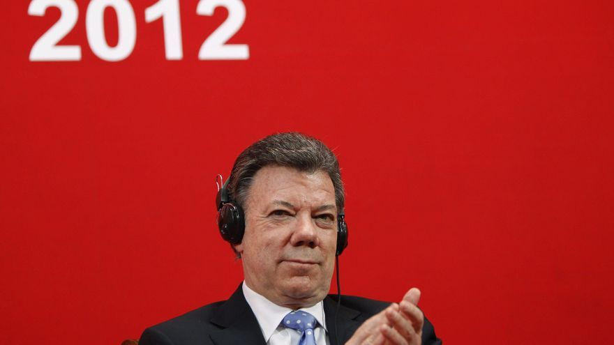 Santos destaca los resultados en la lucha contra las FARC en Colombia