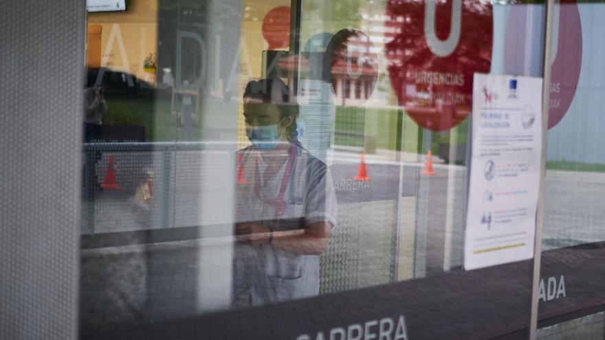 Navarra registra una jornada sin fallecimientos y su cuarto día sin ingresos hospitalarios